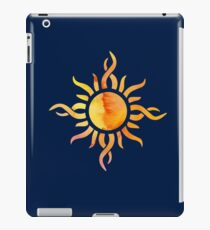 Watercolor Sun iPad Case/Skin