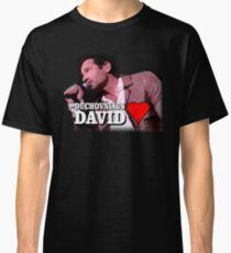 Duchovniacs Love David Classic T-Shirt