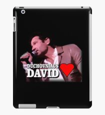 Duchovniacs Love David iPad Case/Skin