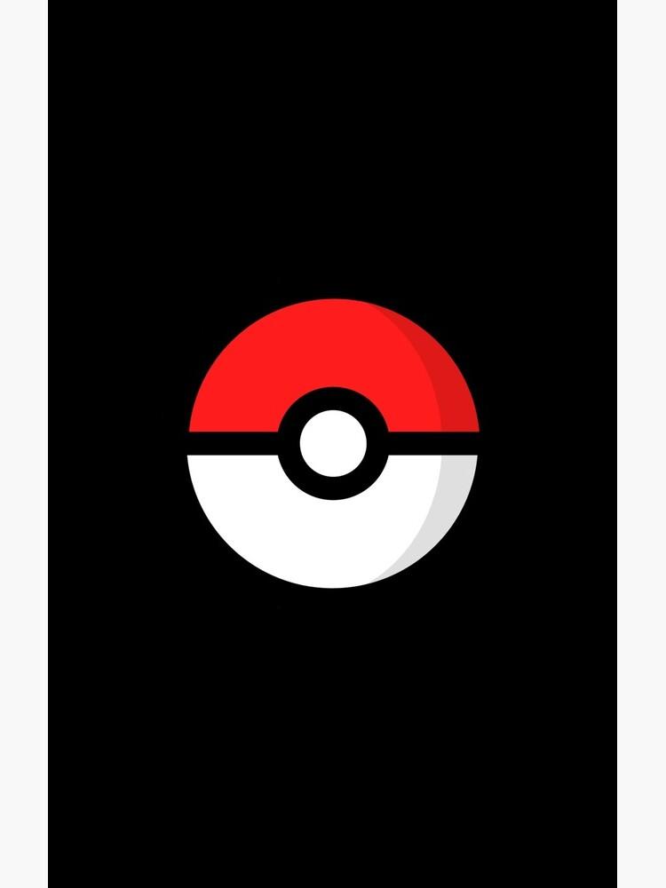Pokémon - Pokébola de xIMasterDarkIx