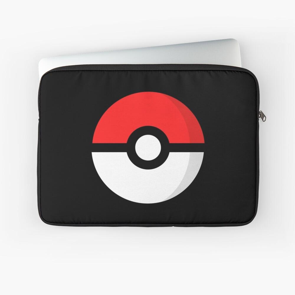 Pokémon - Pokébola Funda para portátil