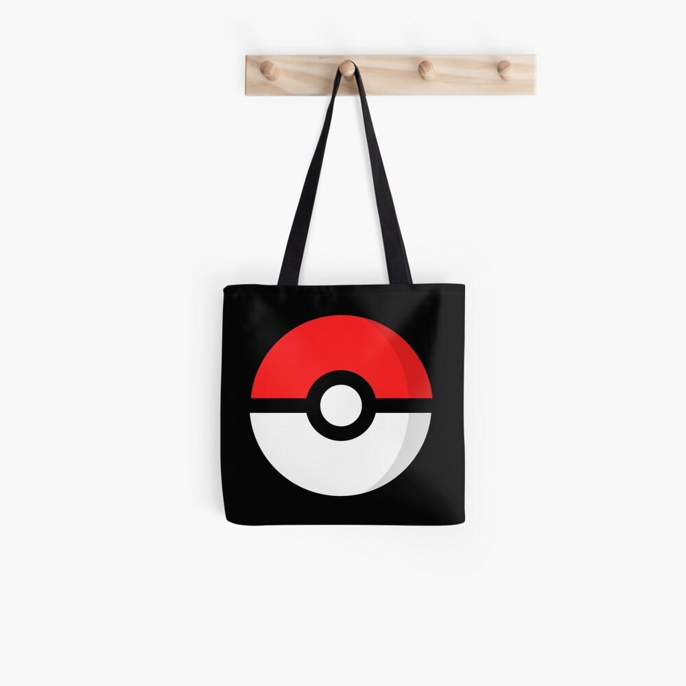 Pokémon - Pokébola Bolsa de tela