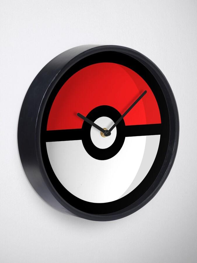 Vista alternativa de Reloj Pokémon - Pokébola