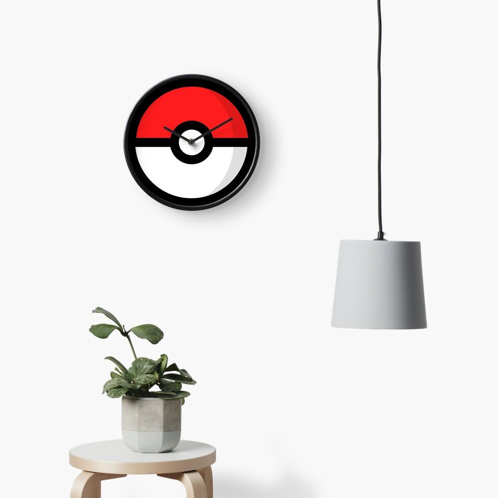 Pokémon - Pokébola Reloj