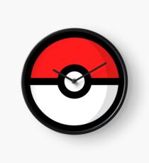 Pokémon - Pokéball Clock