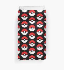 Pokémon - Pokéball Duvet Cover