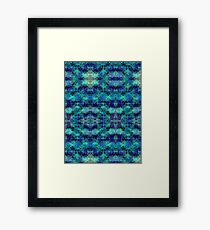 d23: scales Framed Print