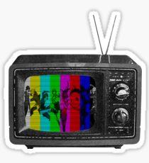 Persona 4 Color Bar TV Sticker