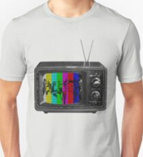 Persona 4 Color Bar TV Unisex T-Shirt