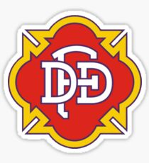 DFD Logo Sticker