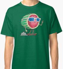 Watermelon Skater Classic T-Shirt