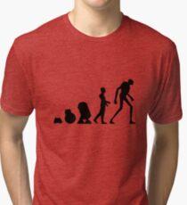 Droid Evolution Tri-blend T-Shirt