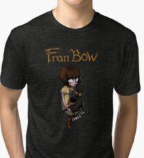 fran bow  Tri-blend T-Shirt