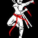 White Ninja by Silvanne