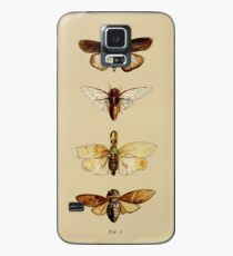 Entomology studies fig. 1 Hülle & Klebefolie für Samsung Galaxy