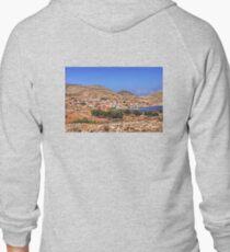 Nimborio Bay and Village T-Shirt