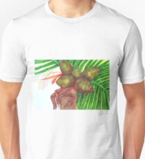 Coconuts At Kahlua Beach Club T-Shirt