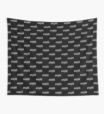 Human Chess Wall Tapestry