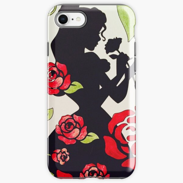 Beauty and the beast iPhone Tough Case