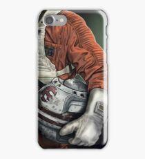 Helmet Series: Luke Hoth Pilot iPhone Case/Skin