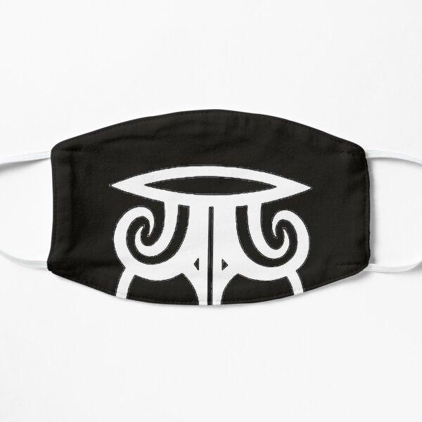 Moko Kauae - Ma Flat Mask