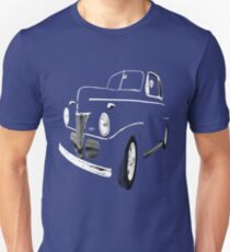1941 Ford, Black on Black T-Shirt