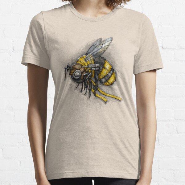 Bumblebee Shirt (Light Background) Essential T-Shirt