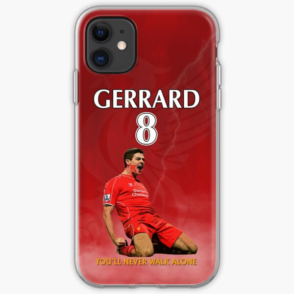 Steven Gerrard Special Edition Phone Case iPhone Soft Case