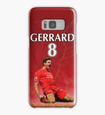 Steven Gerrard Special Edition Phone Case Samsung Galaxy Case/Skin