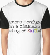 Skittles Graphic T-Shirt
