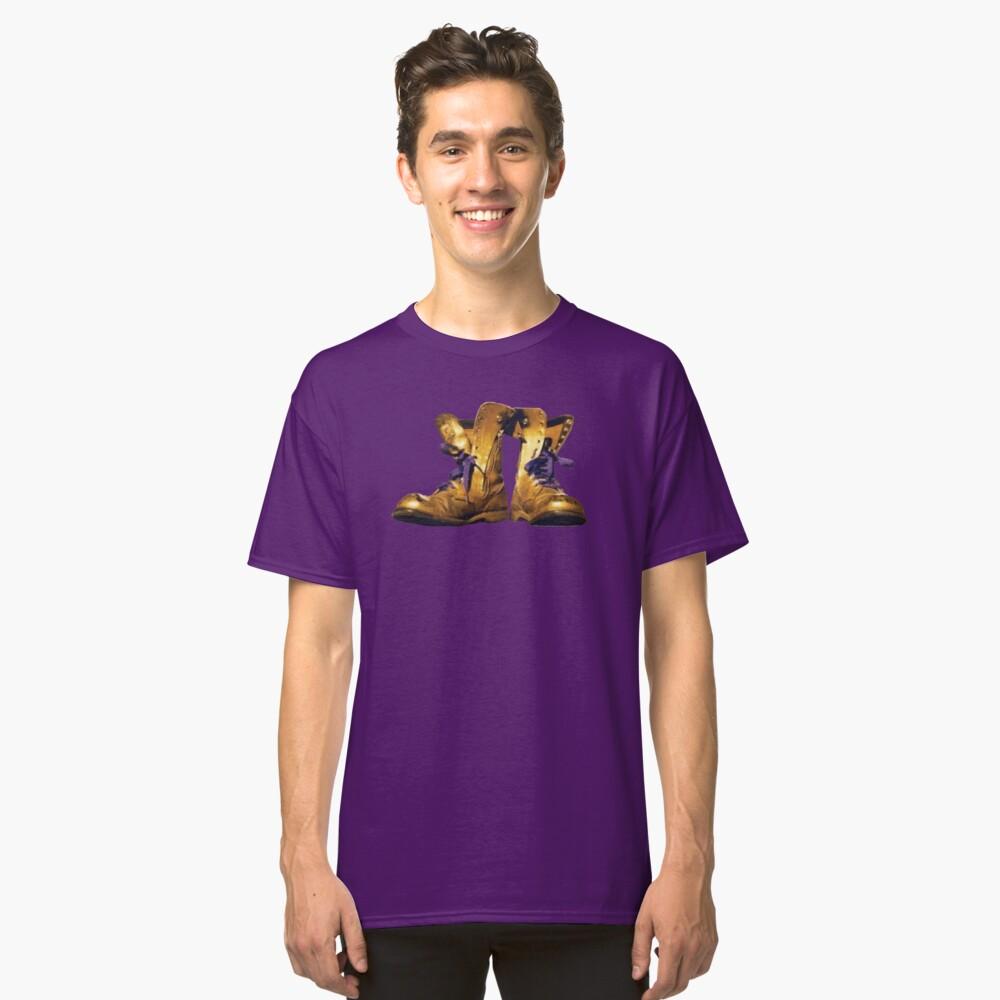 Que Psi Phi 3 Classic T-Shirt
