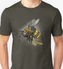 Bumblebee Shirt (for dark shirts) Unisex T-Shirt