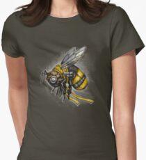 Bumblebee Shirt (for dark shirts) Women's Fitted T-Shirt
