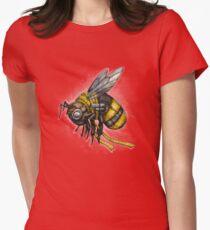 Bumblebee Shirt (for dark shirts) Womens Fitted T-Shirt
