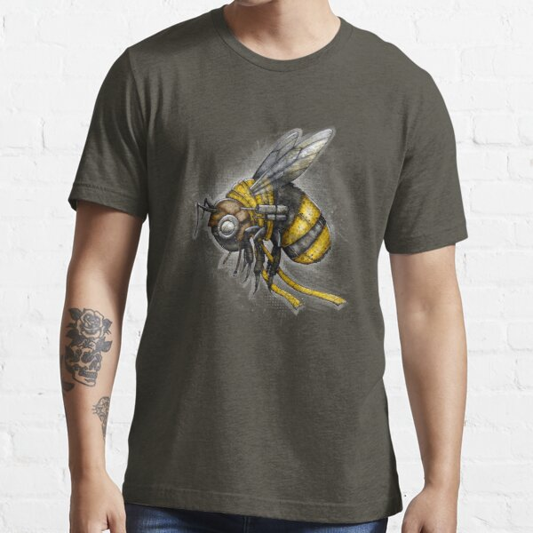 Bumblebee Shirt (for dark shirts) Essential T-Shirt
