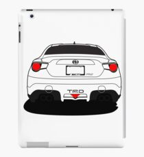 Toyota FRS TRD iPad Case/Skin