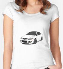 Mazda Mazdaspeed Women's Fitted Scoop T-Shirt
