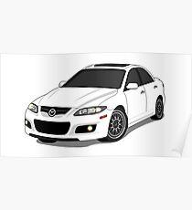 Mazda Mazdaspeed Poster