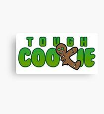 Tough Cookie Canvas Print