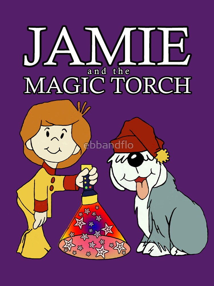 Jamie and the Magic Torch by ebbandflo