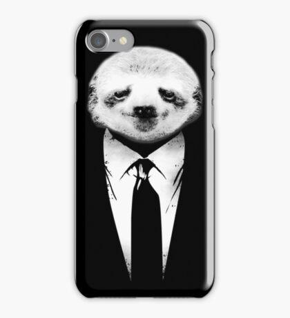 Sloth Suit iPhone Case/Skin