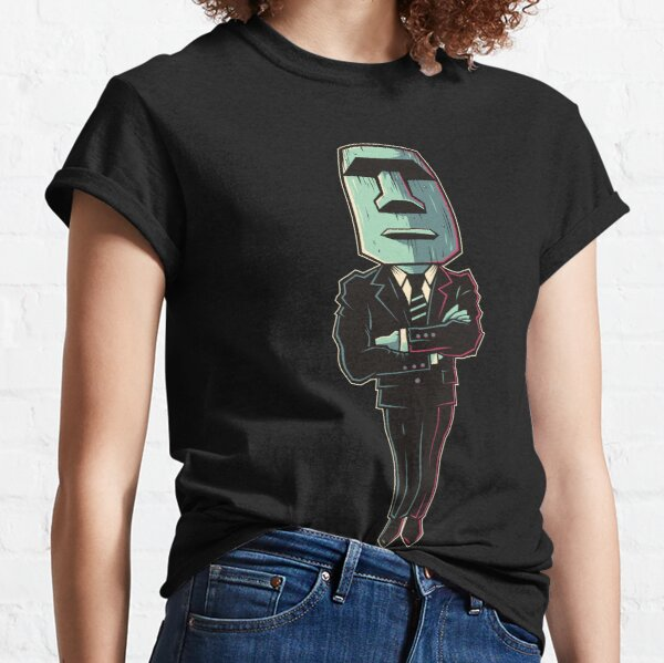 Poker Face: A True Hero Classic T-Shirt