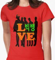 ♥♫Love KPop BigBang-BigBang Forever♪♥ Women's Fitted T-Shirt