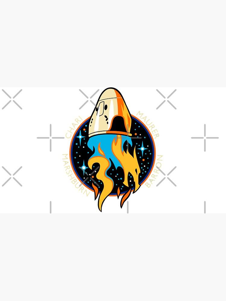 crew-3 mission patch by jaxu3
