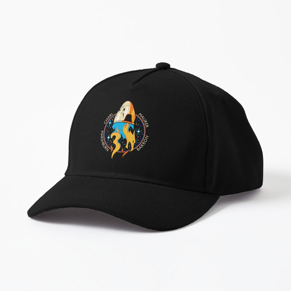 crew-3 mission patch Cap