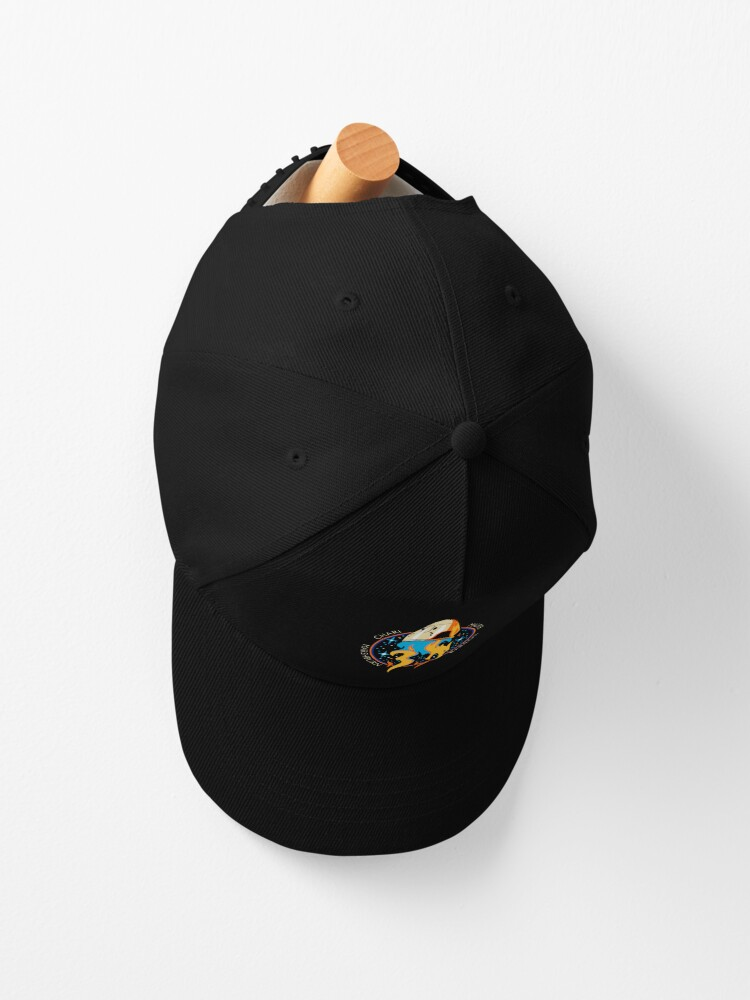 Alternate view of crew-3 mission patch Cap