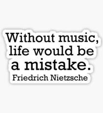Nietzsche Quotes Stickers Redbubble