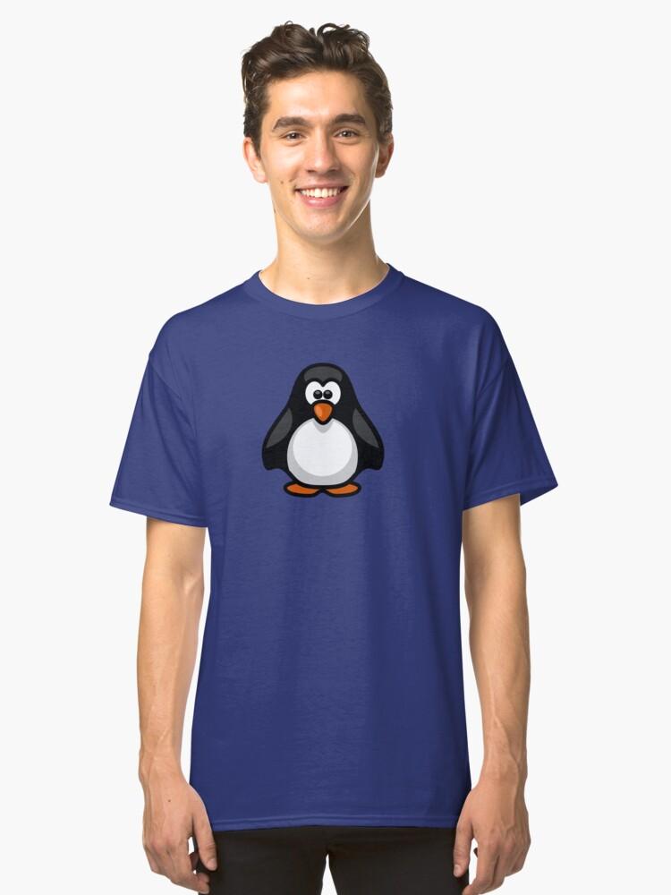 penguin Classic T-Shirt Front