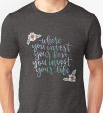 Mumford & Sons, Awake My Soul Unisex T-Shirt