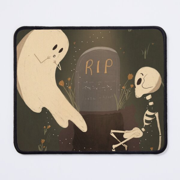 Fancy Meeting You Here Mouse Pad